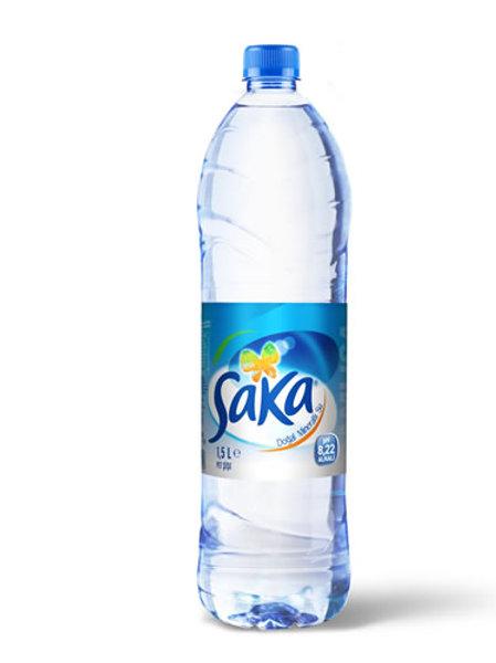 Saka wasser - still - 6x1.5L