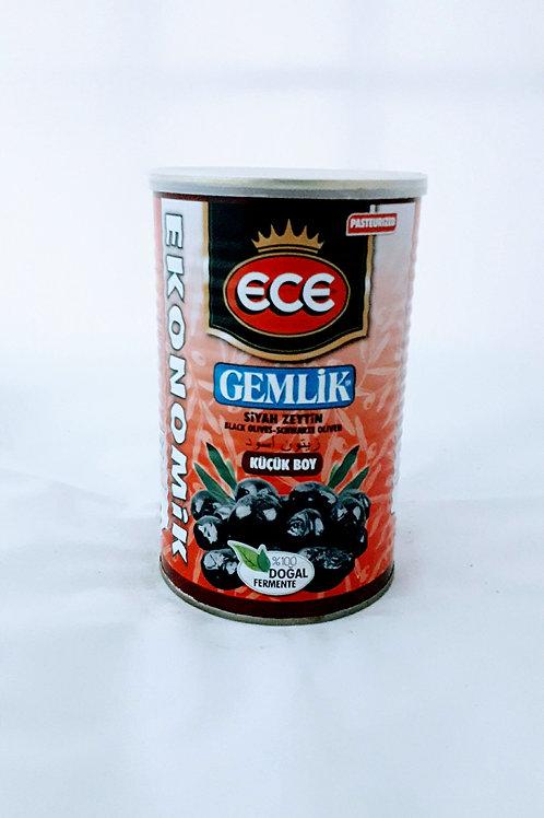 Ece Gemlik Schwarze Oliven - Klein