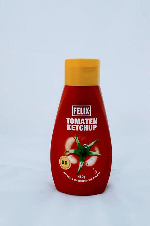 Felix ketchup mild 450gr