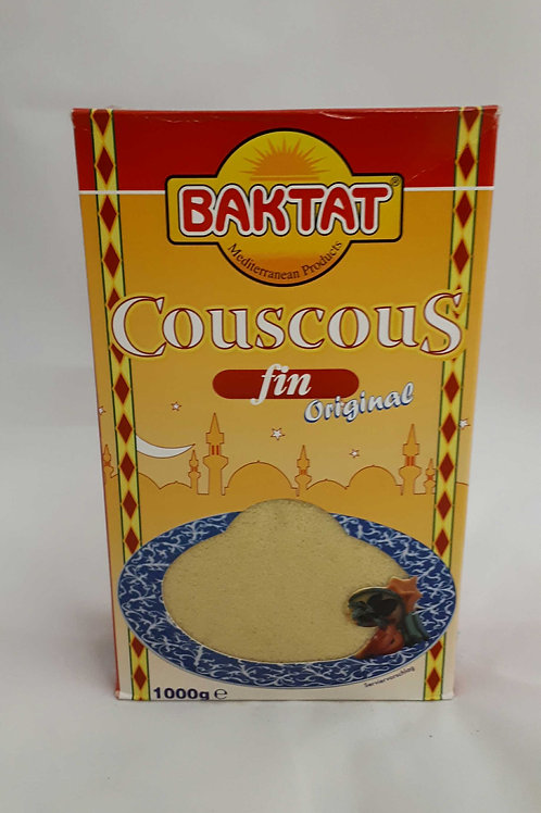 Baktat Couscous Fein 1kg