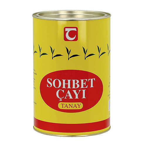 Tanay Sohbet Schwarzer Tee 500gr