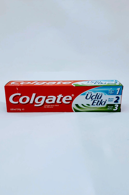 Colgate 3 lü etki