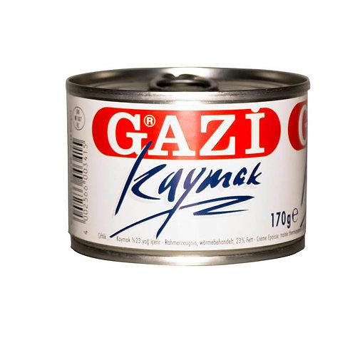 GAZI Kaymak Sahne Rahmerzeugnis