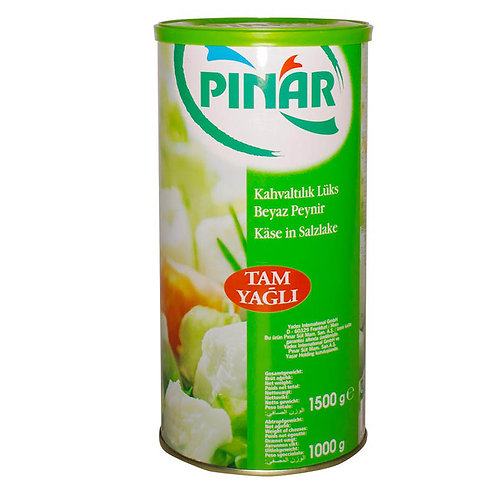 PINAR Weichkäse in Salzlake 1 kg