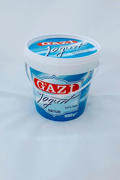 Gazi Ciftlik yogurt 1kg