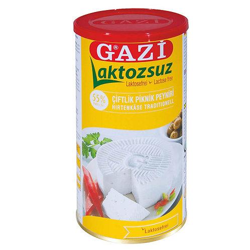 GAZI Hirtenkäse traditionell Laktosefrei 55% Fett 800g
