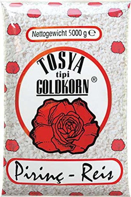 TOSYA Goldkorn Güllü Reis 5 kg