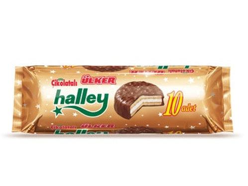 ÜLKER Halley Schokoladenkekse 10er Pack