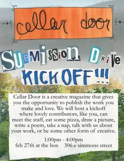Cellar Door Promotional Poster