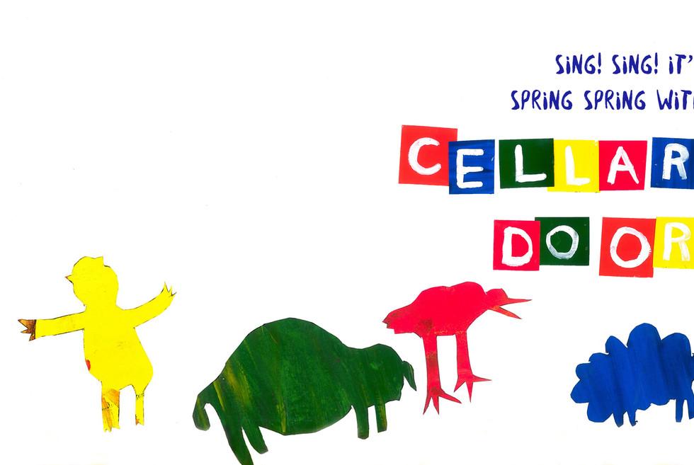 Cellar Door Spring 2016 Cover