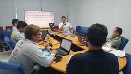 ประชุม ติดตั้ง Control Air AIS โชน อีสาน