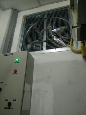 Air control box