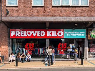 Preloved Kilo Sheffield