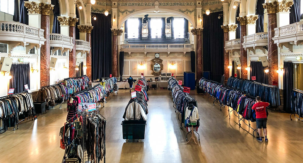 Preloved Kilo Pop Up Event at Chelmsford Town Hall