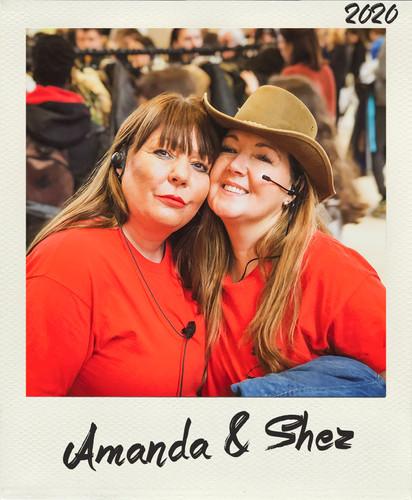 Amanda & Shez