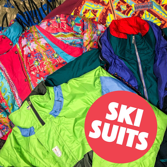x5 Ski Suit Box