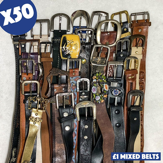 x50 £1 Belt Box