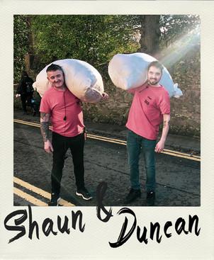 Shaun & Duncan