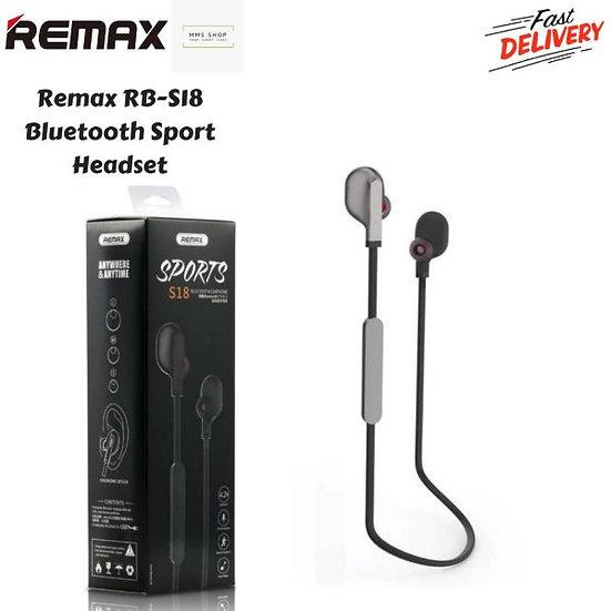 Remax Sports S18 Wireless headset