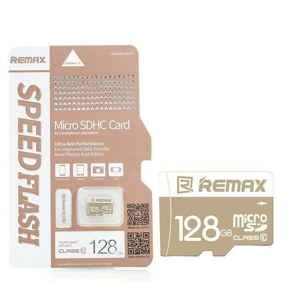 Remax Micro SD card 128GB
