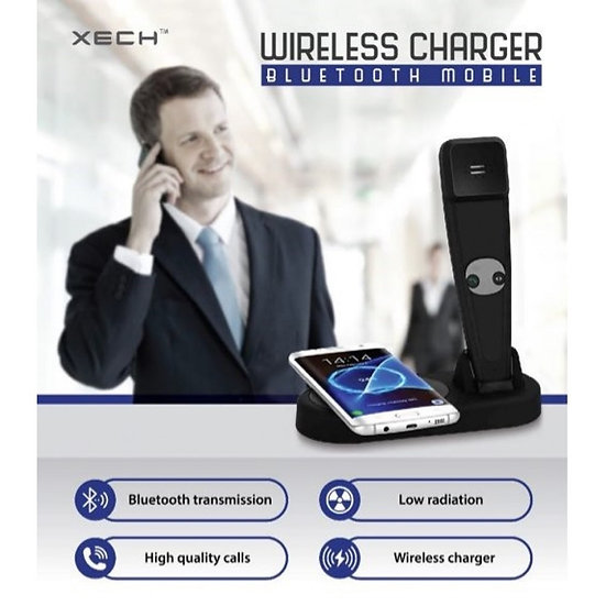 Wireless Charger Bluetooth Mobile