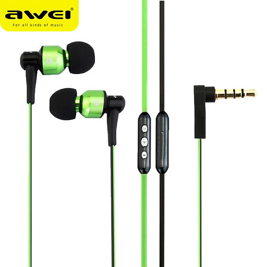 Awei TE-55VI Wired Earphone