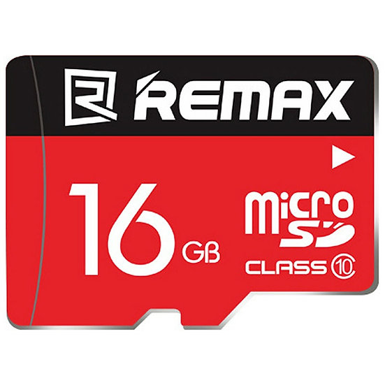 Remax SpeedFlash Micro SD Card 16GB