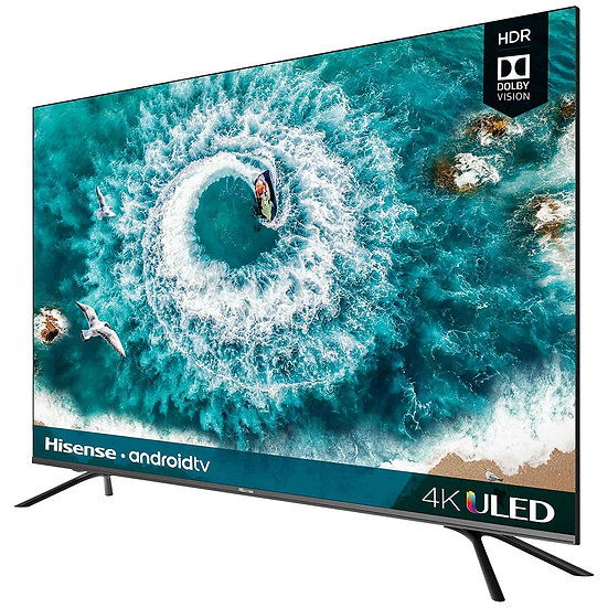Hisense 65-inch 4K Ultra HD Android Smart LED TV HDR10