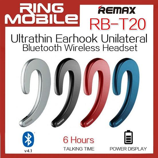 Remax Ultra thin Bone conduction Headset