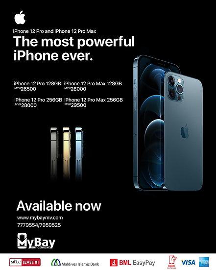 Apple iPhone 12 Pro & 12 Pro Max