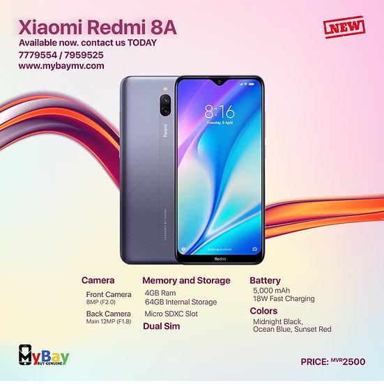 Xiaomi Redmi 8A Dual 64GB