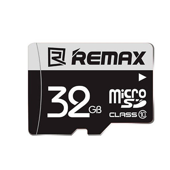 Remax SpeedFlash Micro SD Card 32GB