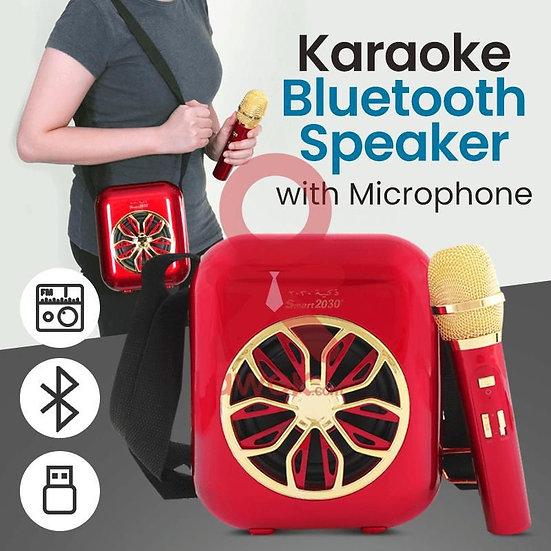 Smart 2030 Karoke Speaker with Mic