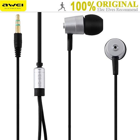 Awei ES-Q7 Wired Earphone
