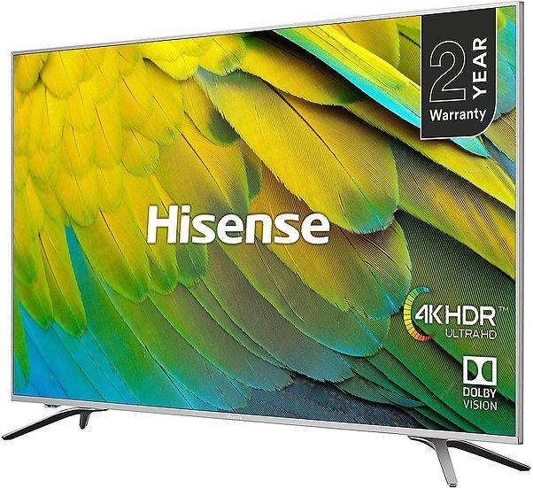 Hisense 75-Inch 4K UHD HDR Smart TV