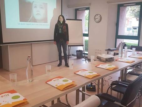 """AG2V Management organise la formation """"l'Autisme, un autre regard pour une riche rencontre&"""