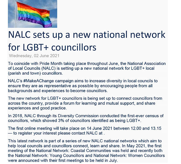 NALC sets up a new national network for