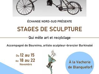 Stage de sculpture