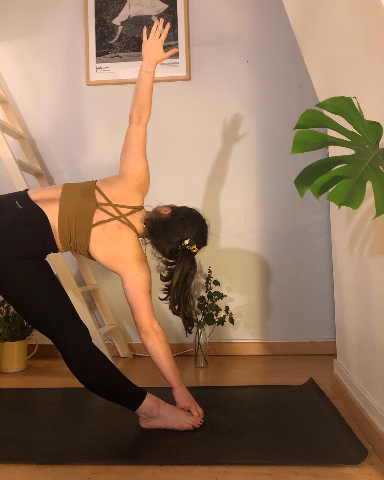 Yoga avec Alice