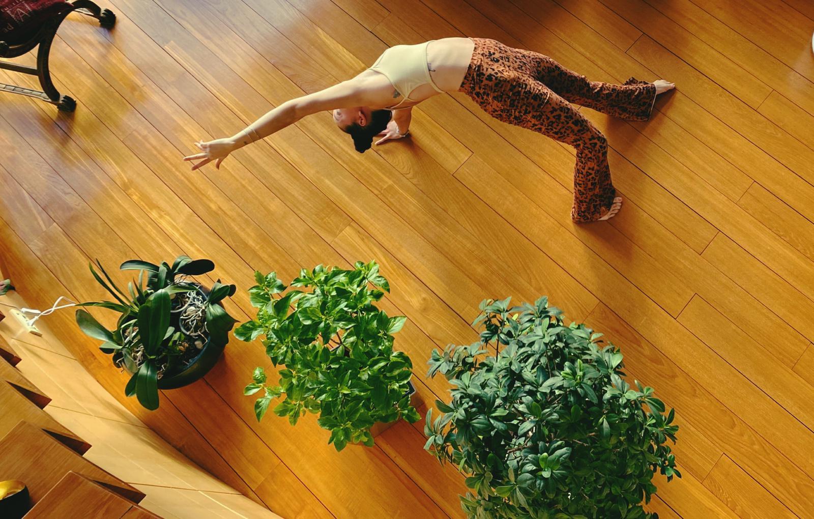 Yoga avec Auriane