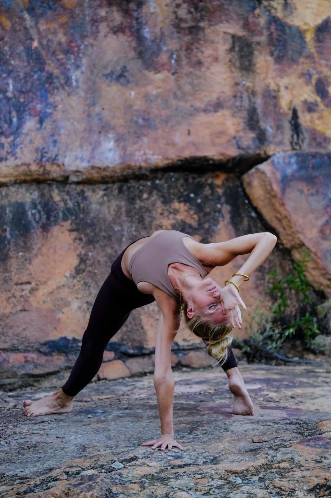 Flow Yoga avec Marine