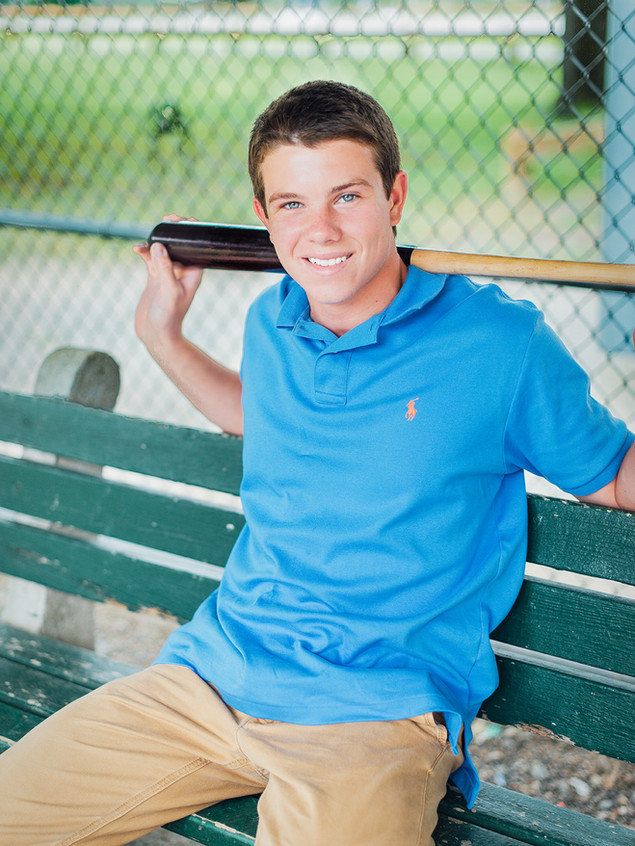 PARLR Boston Metrowest Senior Portrait P