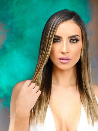 PARLR Brand Studio Blush Envie Hair Stra
