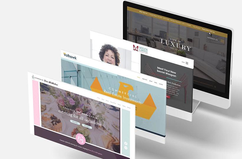 PARLR Brand Studio Website Portfolio Bos