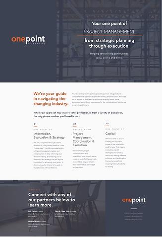 PARLR Brand Studio One Point Partners Bo