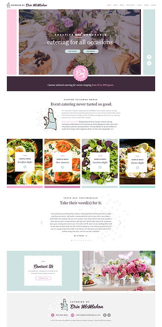 PARLR Brand Studio Catering by Erin McMa