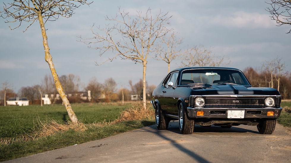 1972 Chevrolet Nova 383 Stroker