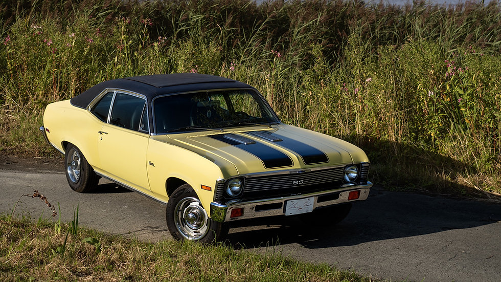 1972 Chevrolet Nova Skyroof
