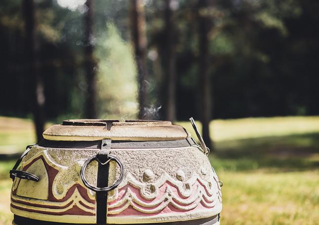 Тандыр для приготовления вкуснейшего шашлыка