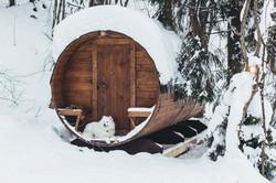 Аренда бани на дровах